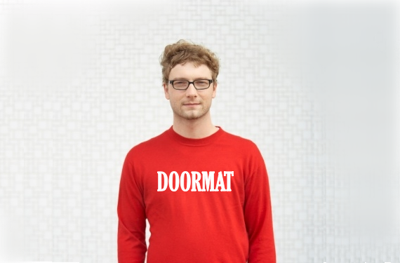 doormat sweater
